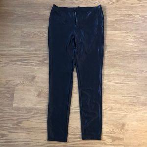 American Apparel shiny pants